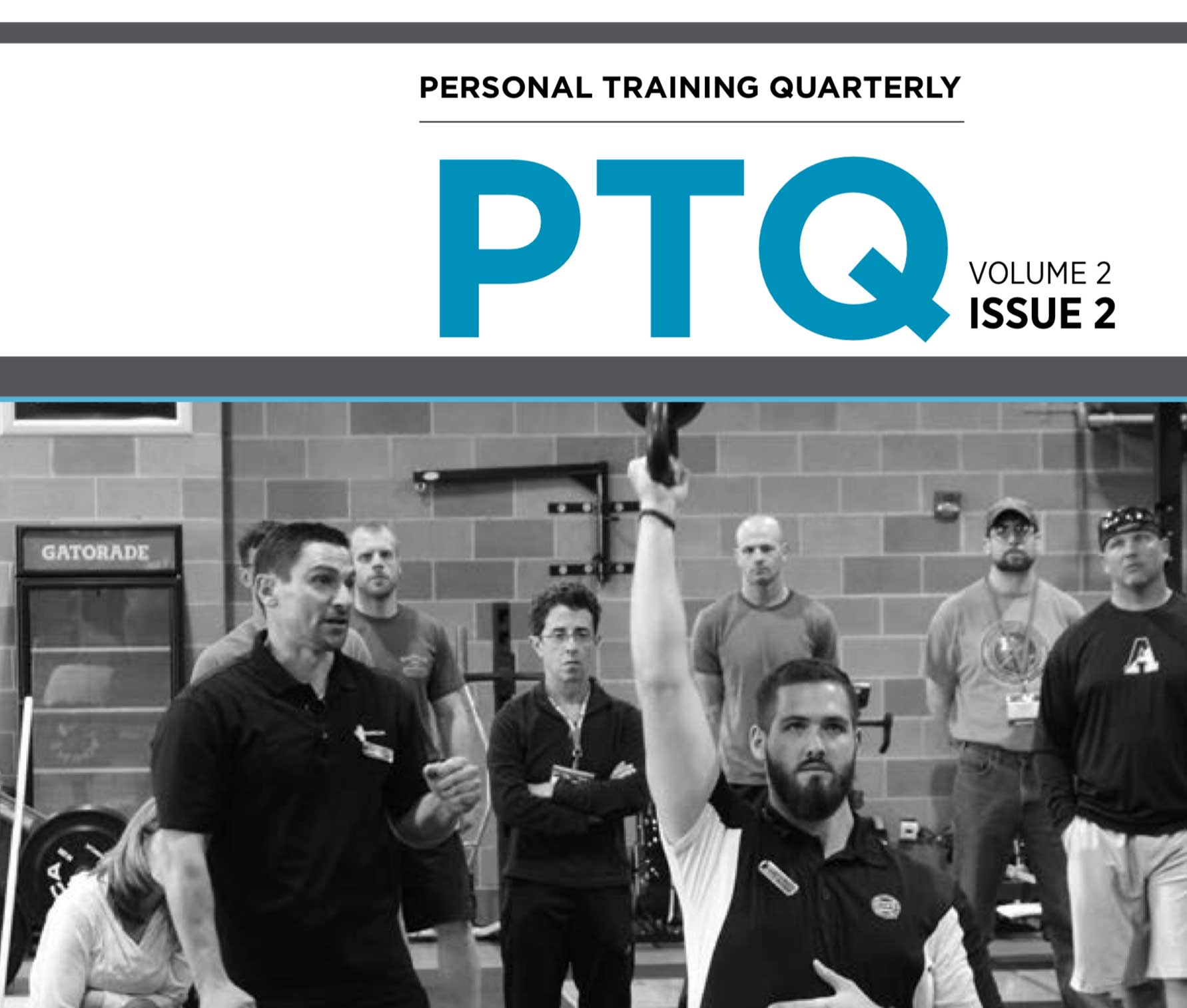 Personal Training Quarterly Vol. 2 - Issue 2